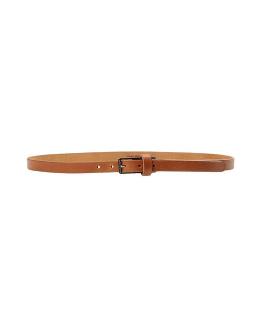 Maison Margiela - Brown Belt for Men - Lyst