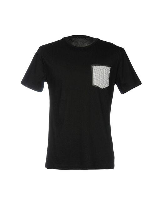 Antony Morato - Black T-shirts for Men - Lyst