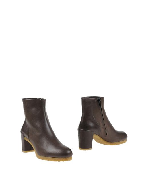 Roberto Del Carlo - Multicolor Ankle Boots - Lyst