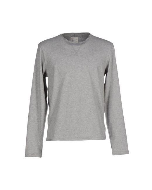 Obvious Basic - Gray T-shirt for Men - Lyst