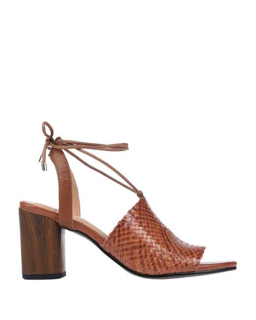 ddc19c6aa2 Vagabond - Brown Sandals - Lyst ...