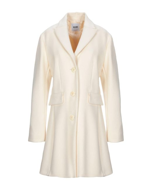 Boutique Moschino White Coat