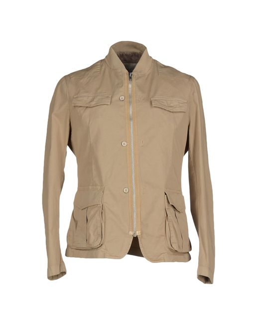 Obvious Basic | Natural Jacket for Men | Lyst