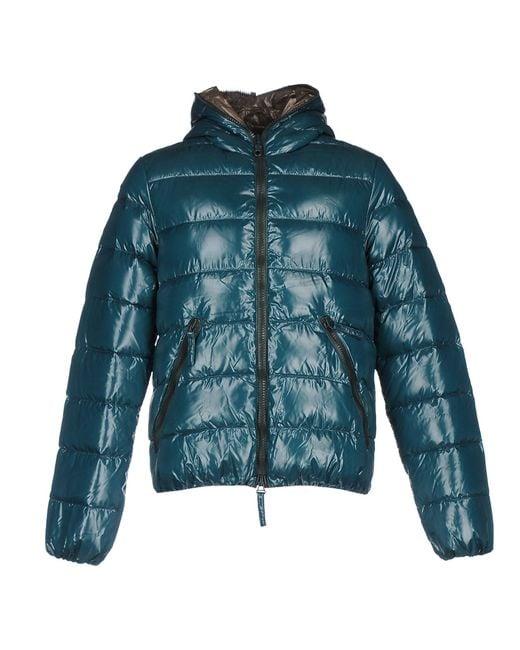 Duvetica   Blue Down Jacket for Men   Lyst