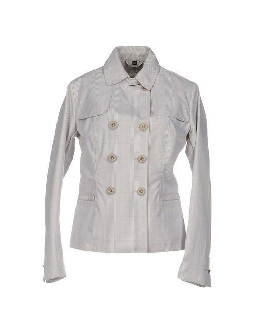 Peuterey   Gray Jacket   Lyst