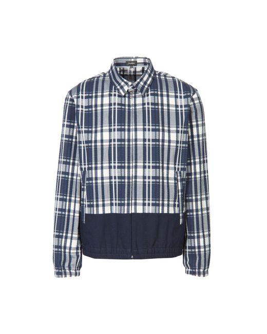 Jil Sander | Blue Jacket for Men | Lyst