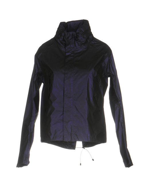 Haus By Golden Goose Deluxe Brand | Purple Jacket | Lyst