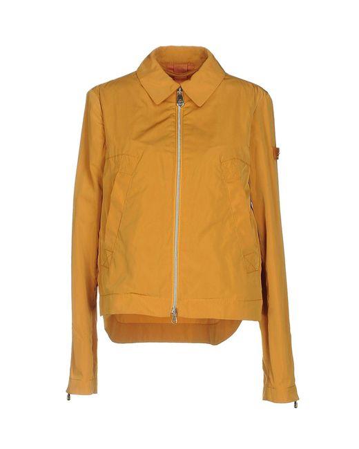 Peuterey   Brown Jacket   Lyst