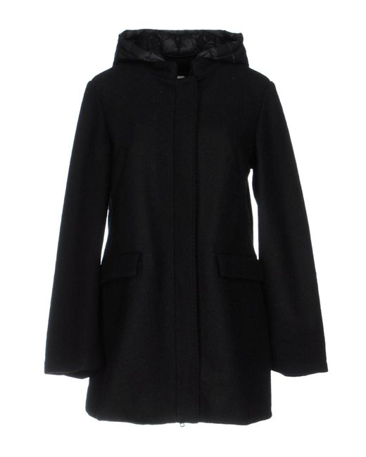 AT.P.CO   Black Down Jacket   Lyst