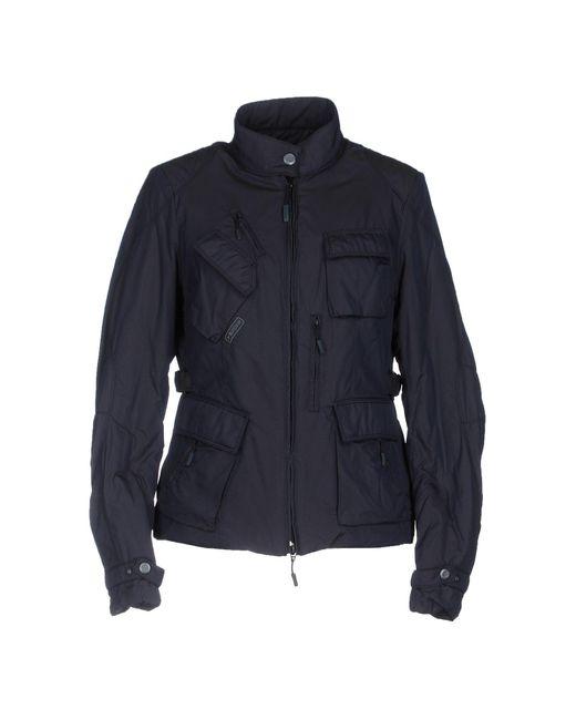 Brema | Blue Jacket for Men | Lyst