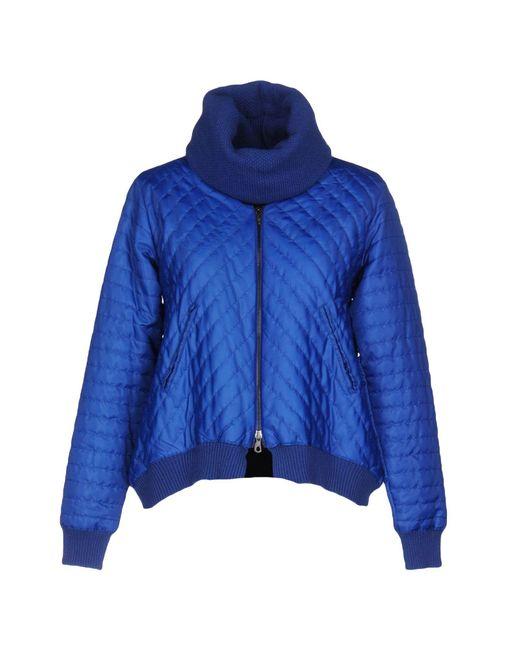 Manila Grace | Blue Jacket | Lyst
