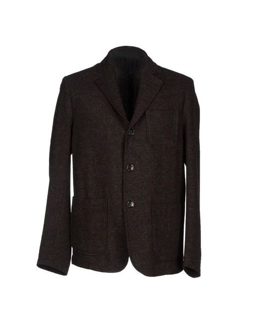 Mauro Grifoni - Black Blazers for Men - Lyst