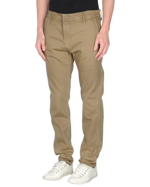 Meltin' Pot | Natural Denim Trousers for Men | Lyst