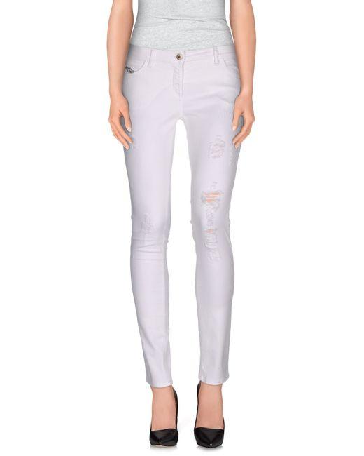 Patrizia Pepe | White Casual Pants | Lyst