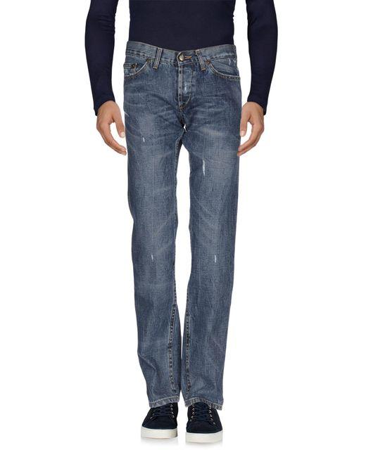Just Cavalli   Blue Denim Pants for Men   Lyst