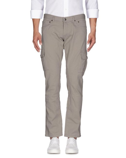 Paolo Pecora | Gray Denim Pants for Men | Lyst
