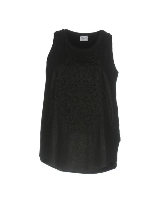 Blugirl Blumarine - Black T-shirt - Lyst