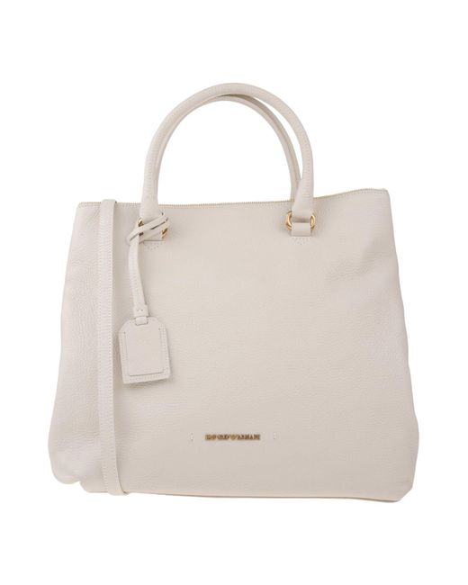 Emporio Armani   White Handbag   Lyst