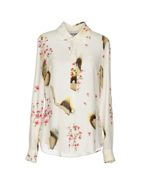 Moschino White Shirt