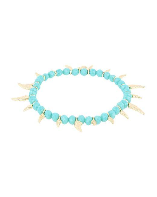 Rebecca Minkoff - Blue Bracelet - Lyst