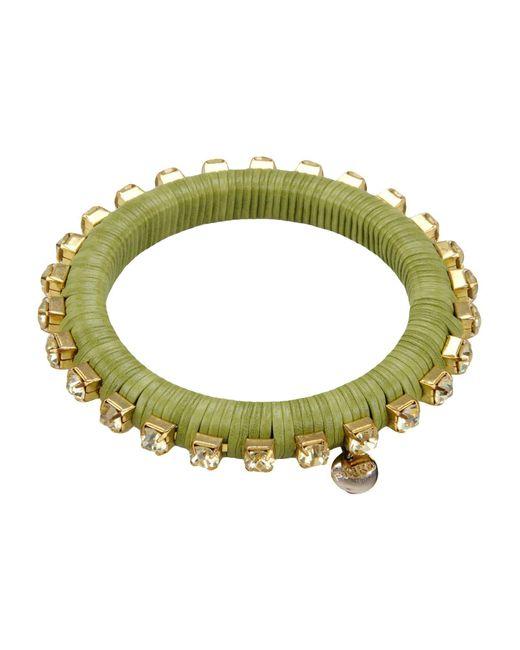 Pinko - Green Bracelets - Lyst