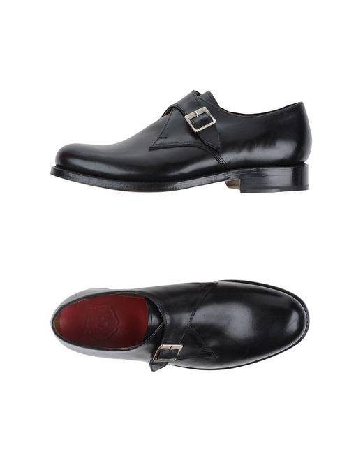 Grenson | Black Loafer for Men | Lyst