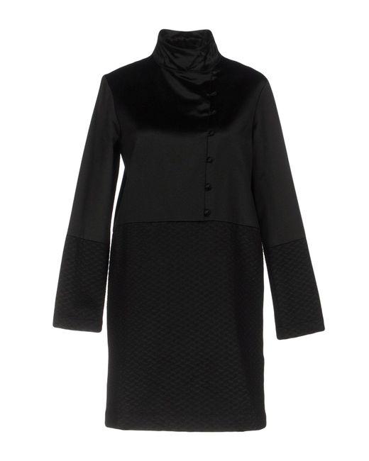 Cecilie Copenhagen - Black Short Dress - Lyst