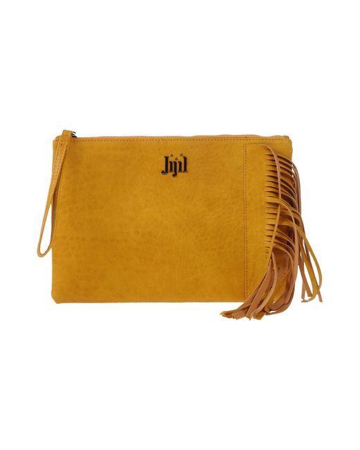 Jijil | Yellow Handbag | Lyst