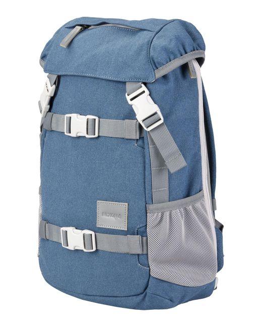 Nixon | Blue Backpacks & Fanny Packs | Lyst