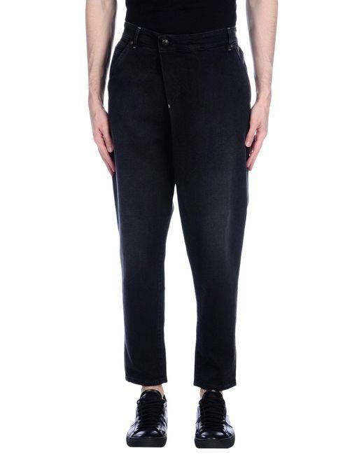 Won Hundred - Black Denim Pants for Men - Lyst