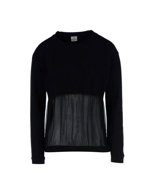 Deha - Black Sweatshirt - Lyst