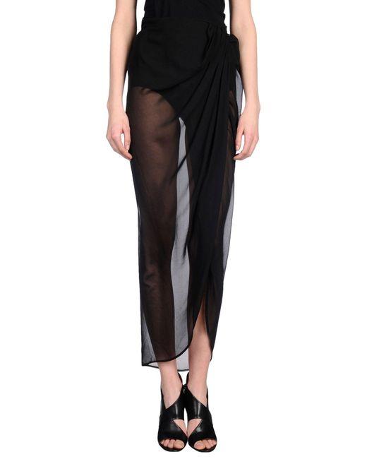 Moeva | Black Beach Dress | Lyst