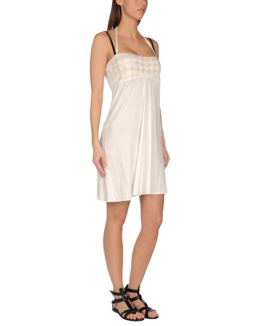 Guess | White Beach Dress | Lyst