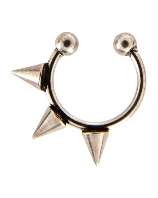 Isabel Marant | Metallic Earring | Lyst