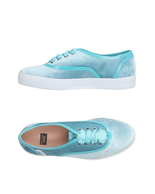 Boutique Moschino - Blue Low-tops & Sneakers - Lyst