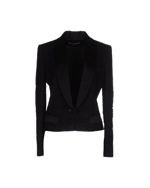 Dolce & Gabbana | Black Blazer | Lyst