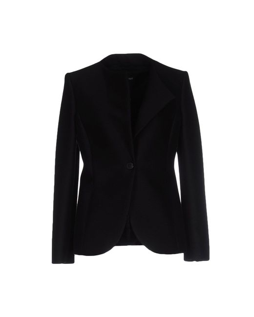 Emporio Armani | Black Blazer for Men | Lyst