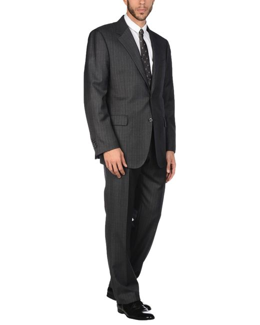 Lardini | Gray Suit for Men | Lyst