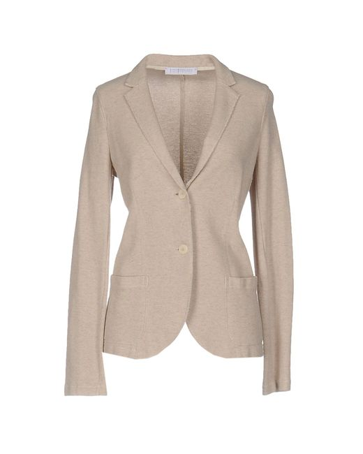 Harris Wharf London | Natural Blazer | Lyst