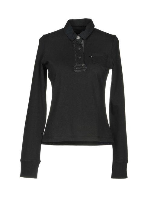Polo Ralph Lauren - Black Polo Shirt - Lyst