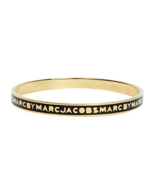 Marc By Marc Jacobs - Black Bracelet - Lyst