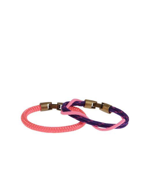 L4k3 - Pink Bracelet - Lyst