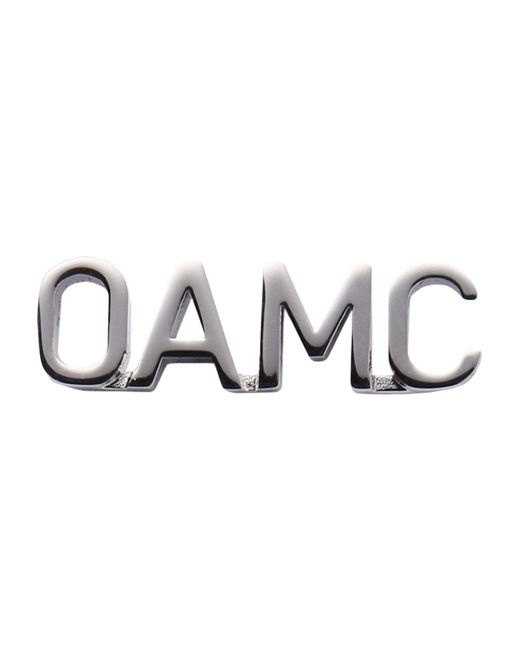 OAMC - Metallic Brooch - Lyst