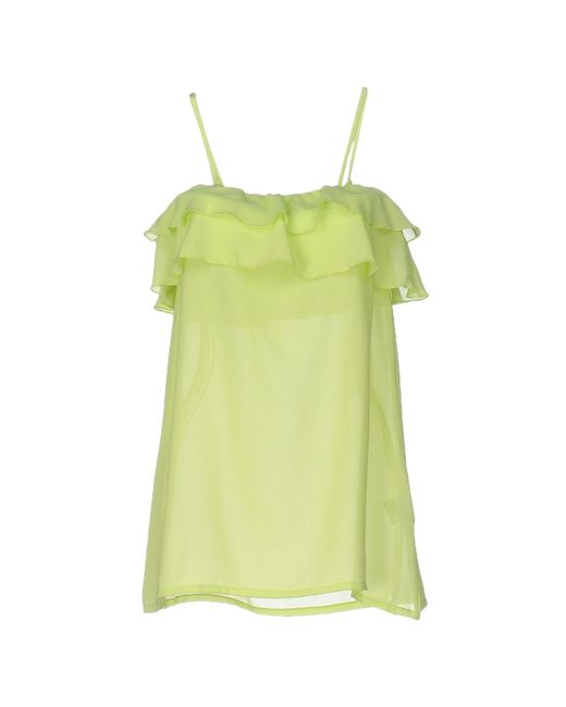 Just For You | Green Top | Lyst
