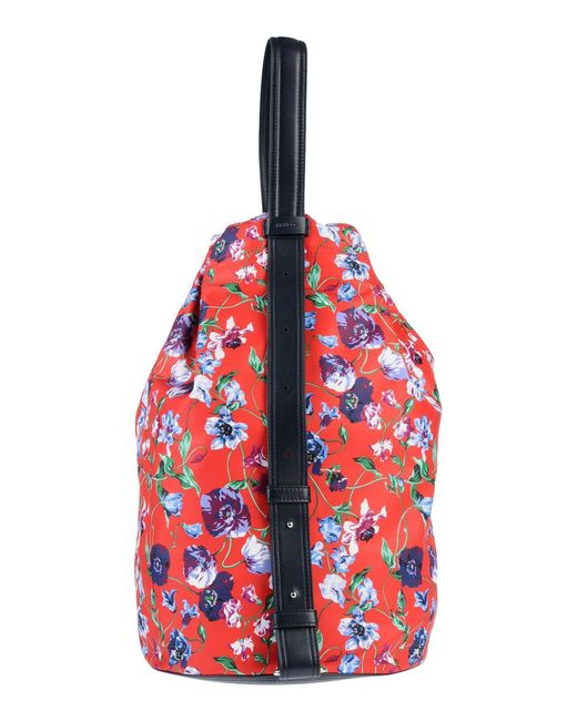 KENZO - Red Backpacks & Fanny Packs - Lyst