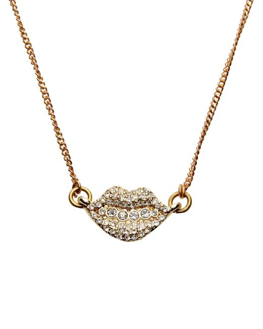 Lulu Frost | Metallic Necklace | Lyst