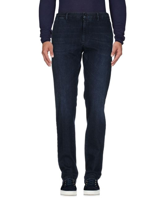 Marina Yachting | Blue Denim Pants for Men | Lyst