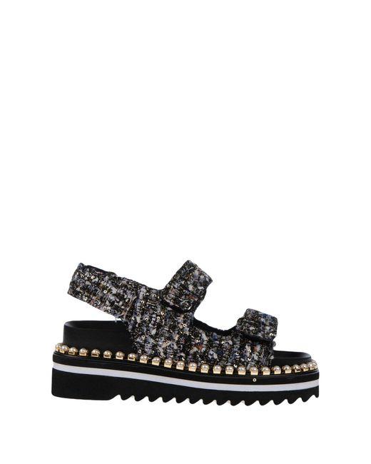 Suecomma Bonnie - Black Sandals - Lyst