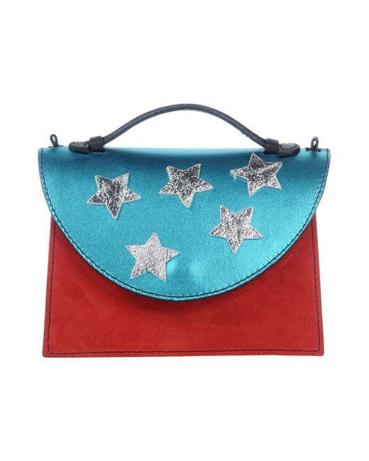 Imemoi - Blue Handbag - Lyst