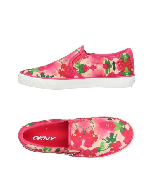 DKNY - Multicolor Low-tops & Sneakers - Lyst